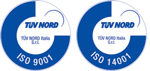 </p> <p>ISO 9001 & ISO 14001 CERTIFICATIONS